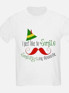 Smilings my favorite T-Shirt