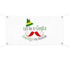 Smilings my favorite Banner