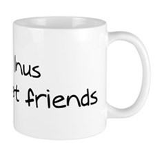 Tosa Inus make friends Mug