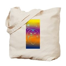 Cosmic Butterflies and Swirls for iPhone Tote Bag