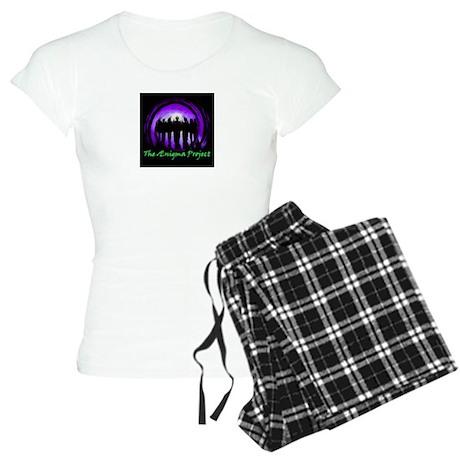 The Aenigma Project Logo Pajamas