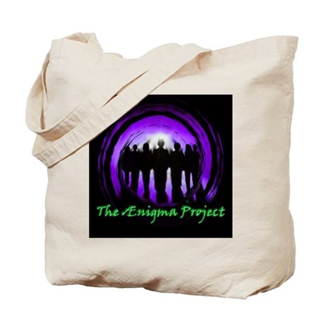 The Aenigma Project Logo Tote Bag