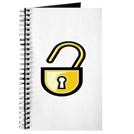 Lock & Key Journal