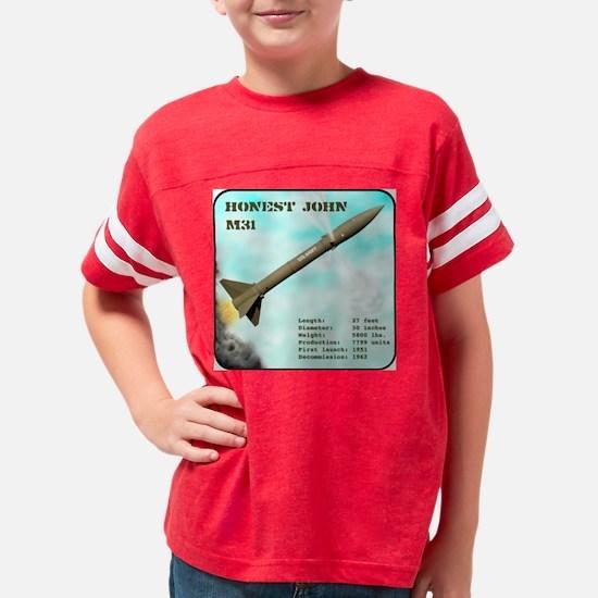 shirt-front Youth Football Shirt