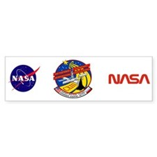 Columbia STS-113 Bumper Sticker