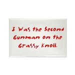 Grassy Knoll Rectangle Magnet (10 pack)