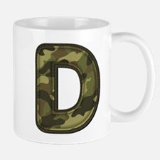 D Army Mug