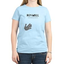 Roswell Logo Merchandise T-Shirt