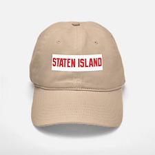 Staten Island Baseball Baseball Cap