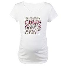 Micah 6:8 Shirt