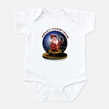 ChristmasBoy Infant Bodysuit