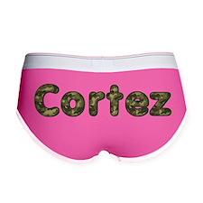 Cortez Army Women's Boy Brief