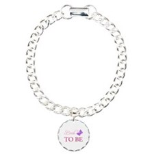 Bride To Be (Butterfly) Charm Bracelet, One Charm