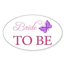 Bride To Be (Butterfly) Decal