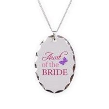 Aunt Of The Bride (Butterfly) Necklace