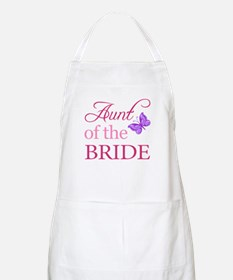 Aunt Of The Bride (Butterfly) Apron
