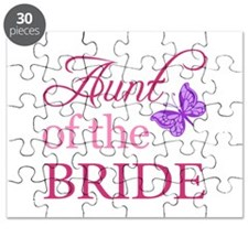 Aunt Of The Bride (Butterfly) Puzzle