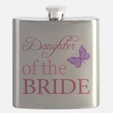 Daughter Of The Bride (Butterfly) Flask