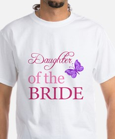 Daughter Of The Bride (Butterfly) Shirt