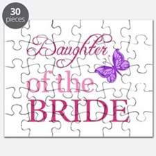 Daughter Of The Bride (Butterfly) Puzzle