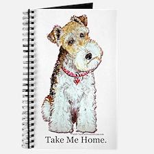 Homeless Fox Terrier Journal