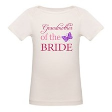 Grandmother Of The Bride (Butterfly) Tee