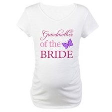 Grandmother Of The Bride (Butterfly) Shirt