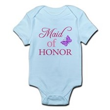 Maid Of Honor (Butterfly) Infant Bodysuit