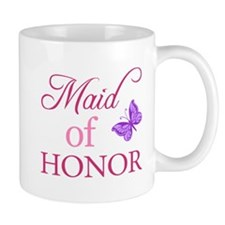 Maid Of Honor (Butterfly) Mug