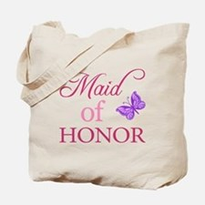 Maid Of Honor (Butterfly) Tote Bag