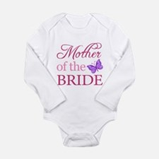 Mother Of The Bride (Butterfly) Long Sleeve Infant