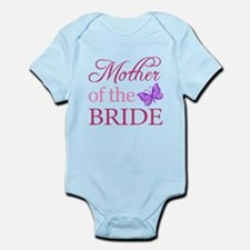 Mother Of The Bride (Butterfly) Infant Bodysuit
