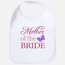 Mother Of The Bride (Butterfly) Bib