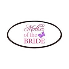 Mother Of The Bride (Butterfly) Patches