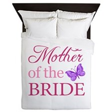 Mother Of The Bride (Butterfly) Queen Duvet