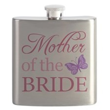 Mother Of The Bride (Butterfly) Flask