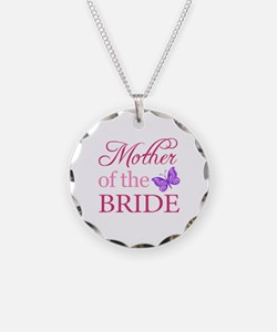 Mother Of The Bride (Butterfly) Necklace
