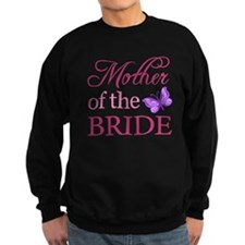 Mother Of The Bride (Butterfly) Sweatshirt