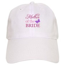 Mother Of The Bride (Butterfly) Baseball Cap