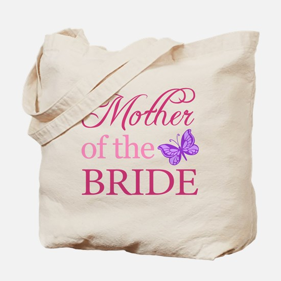 Mother Of The Bride (Butterfly) Tote Bag
