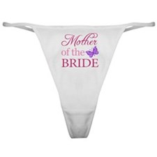 Mother Of The Bride (Butterfly) Classic Thong