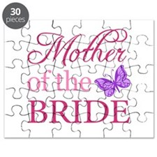 Mother Of The Bride (Butterfly) Puzzle