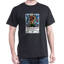 1978 Liechtenstein Capricorn Stamp Graphic T-Shirt