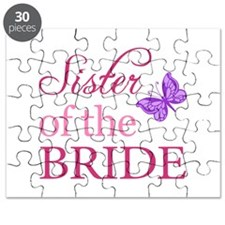 Sister Of The Bride (Butterfly) Puzzle