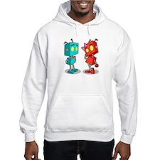 Robot Love Hoodie