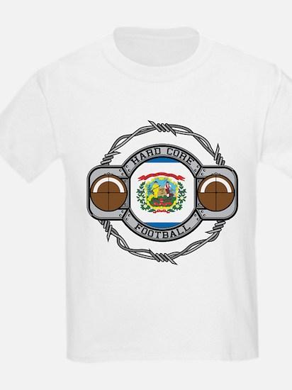 West Virginia Football T-Shirt