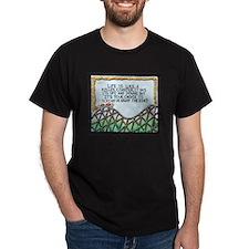 The Rollercoaster / Sculpted Art T-Shirt