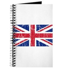 Vintage Union Jack Journal
