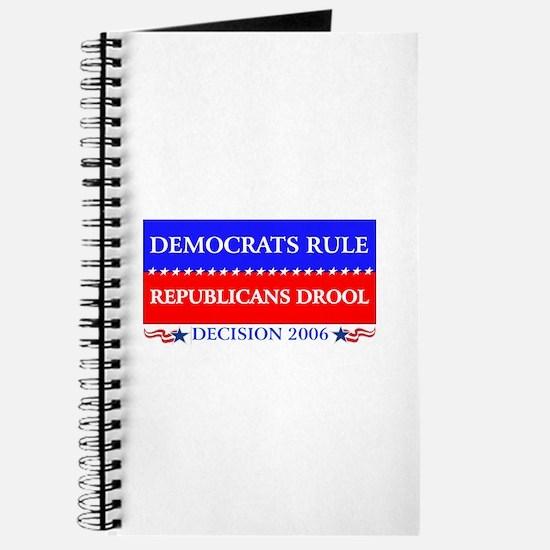 Democrats Rule Journal