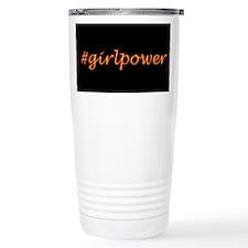 #GirlPower Travel Mug